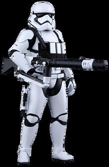 Megablaster heavy assault trooper