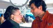 Leia & Poe TLJ EW