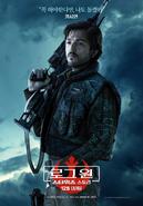 Korean Cassian Rogue One Poster