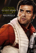 The Force Awakens Poe Poster