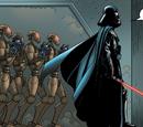 Darth Vader's forces