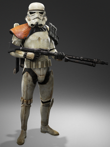 Sandtrooper DICE