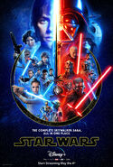 Star Wars Disney+ Poster