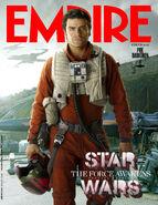TFA Rey & Poe Empire Cover