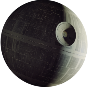 Death Star detail