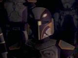 Mandalorian Rook warrior