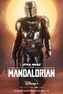 The Mandalorian Character Posters 01