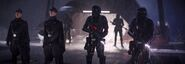 Deathtroopers & Officers Rain