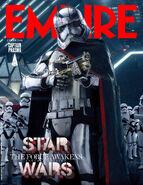 TFA Phasma Empire Cover