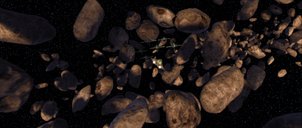 Anakin asteroid belt