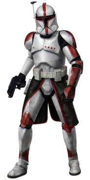 Clone Captain RotS
