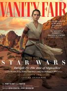 The Rise of Skywalker Vanity Fair Cover 01