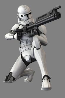 Phase II Clone Trooper Armor