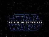 Star Wars: Episode IX The Rise of Skywalker