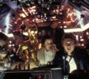 Crew of the Millennium Falcon