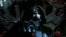 Vader cockpit