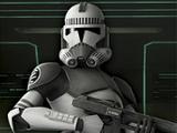 Kamino Security Clone Trooper