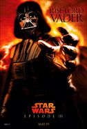 ROTS Rise Vader Poster