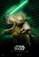 ROTS Yoda Poster