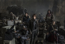 Cast of Rogue One