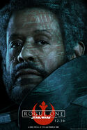 Rogue One Saw Poster
