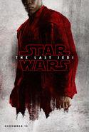 The Last Jedi Character Poster Finn