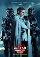 Korean Krennic Rogue One Poster