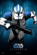 ROTS Clone Trooper Poster