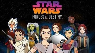 Star Wars Forces of Destiny (Official Trailer 2)