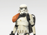 Stormtrooper Commander (Orange Pauldron)