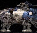 All Terrain Tactical Enforcer (501st Legion)