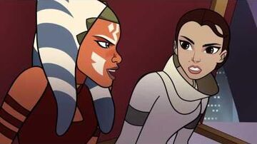 """""""The Imposter Inside"""" (Star Wars Forces of Destiny)"""