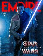 TFA Finn Empire Cover