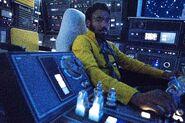Lando Cockpit