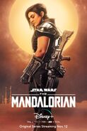 The Mandalorian Character Posters 02