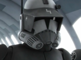 Unidentified Kamino security clone commander