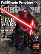 EW Kylo Ren TFA Cover