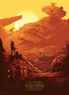AMC IMAX The Force Awakens Poster 002