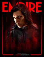 Kylo Ren TLJ Empire Cover