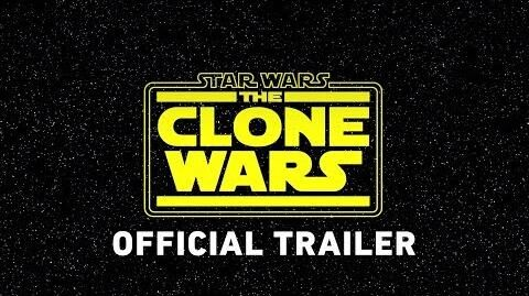 Star Wars The Clone Wars (Official Trailer)