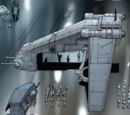 Low-altitude Imperial carrier