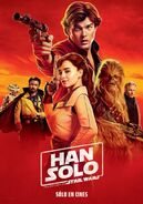 Solo Spanish Poster