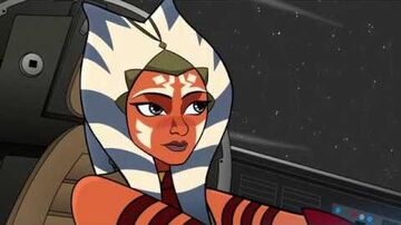 """""""The Starfighter Stunt"""" (Star Wars Forces of Destiny)"""