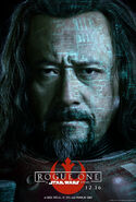 Rogue One Baze Poster