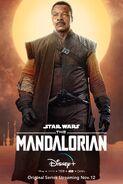 The Mandalorian Character Posters 03