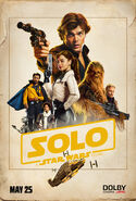 Solo Dolby Poster