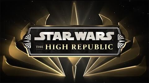 Star Wars The High Republic Announcement Trailer