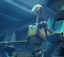 Unidentified OOM command battle droid 2 (Ryloth blockade)