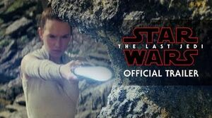 Star Wars The Last Jedi (Official Trailer)