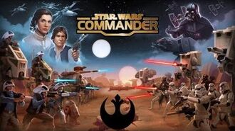 Star Wars Commander - iOS Android - HD (Sneak Peek - Rebels) Gameplay Trailer